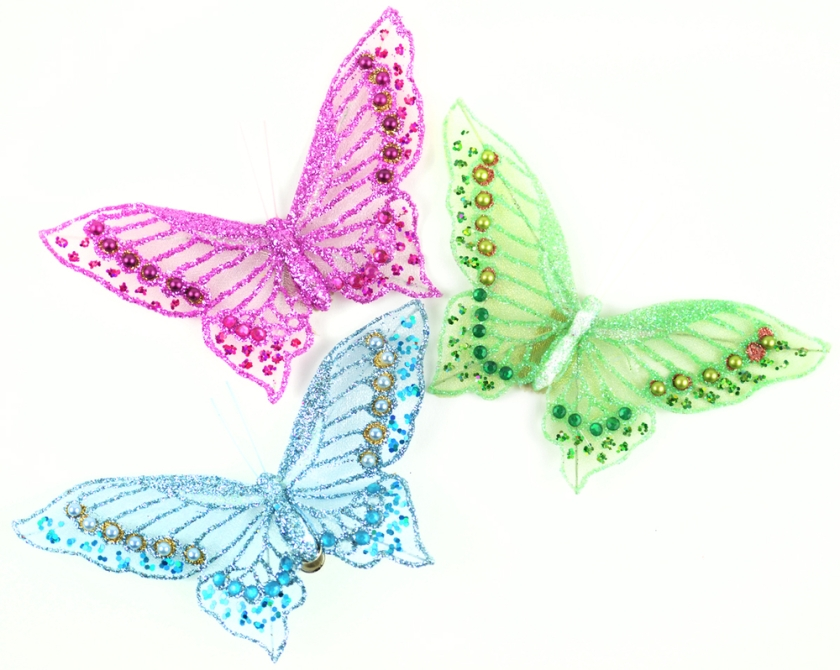 sparkly butterfly